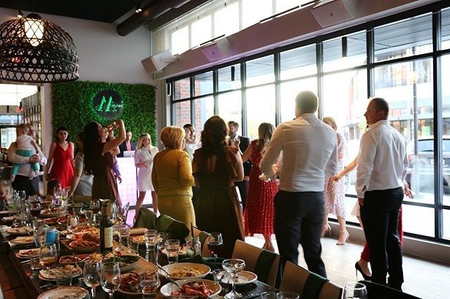 Restaurant Minta offers special events o