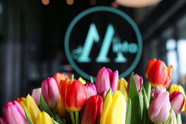 Happy Mother's Day at _mintaillinois 💐�