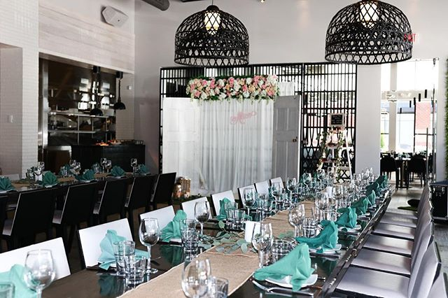 Host your event with us, for reservation