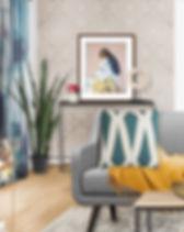 Bohemian Chic Interior Design Ecelectic Boscoe Holder