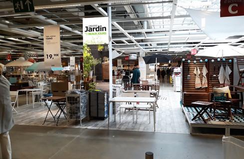 Univers jardin IKEA