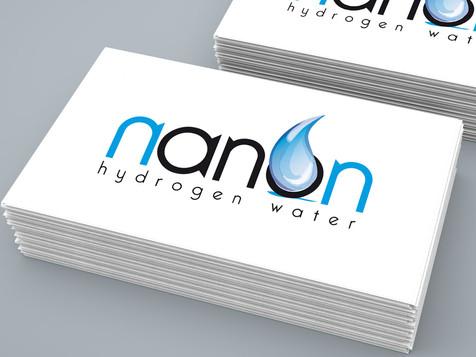 Création du logo Nanon