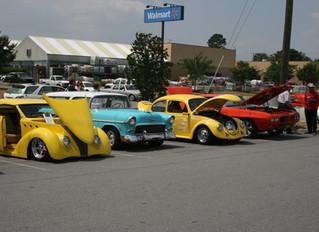 Cruisin For A Cure Roanoke Rapids | Show Registration Times