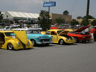 Cruisin For A Cure Roanoke Rapids | Show Registration Times