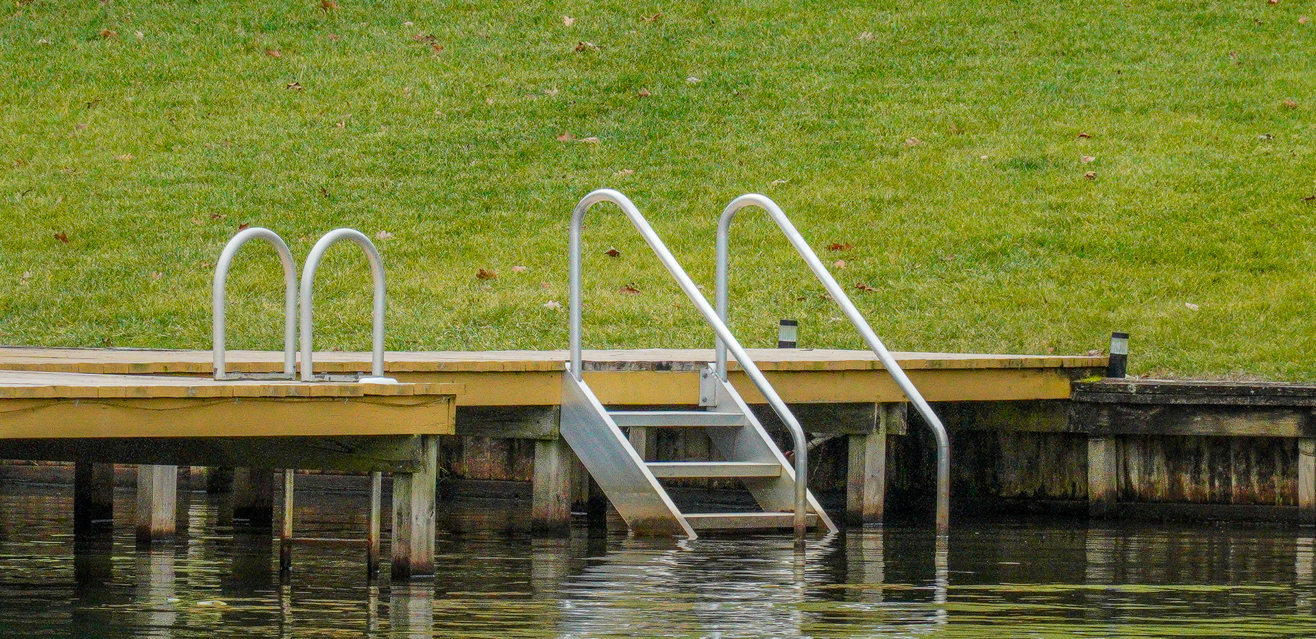 Ultimate Boat Lifts Steps & Ladders