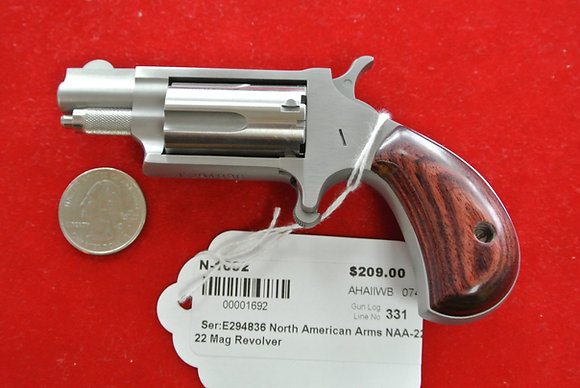 North American Arms NAA 22 Magnum