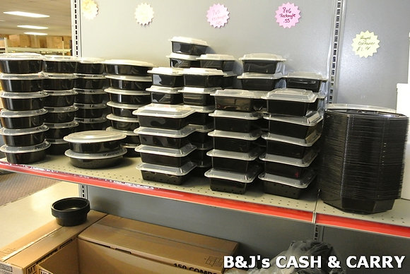 Deli Storage Containers