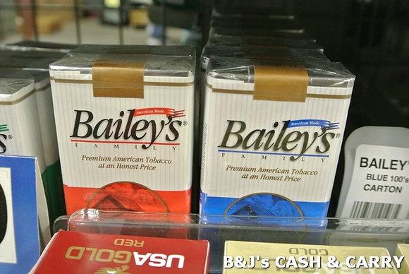 Bailey's Cigarettes