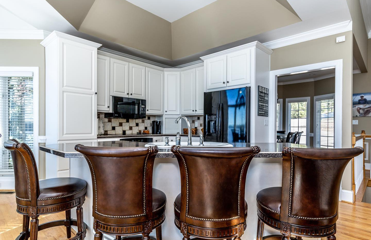 Interior Design Shoots on Lake Gaston