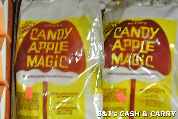 Candy Apple Magic