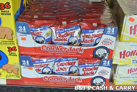 Cracker Jacks Snack Bags