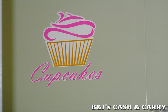 Cup Cake Boxes w/ Holders & Dividers