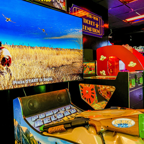 Arcade Games in Roanoke Rapids