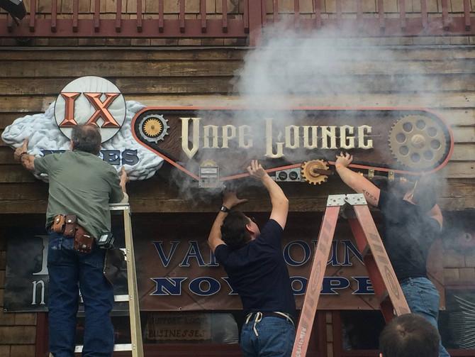 IX NUBES VAPE SHOP IS ONLINE!