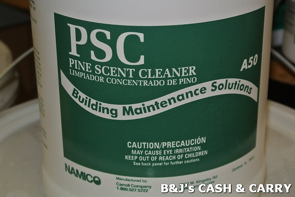 PSC 1 Gallon Pine Scent Cleaner