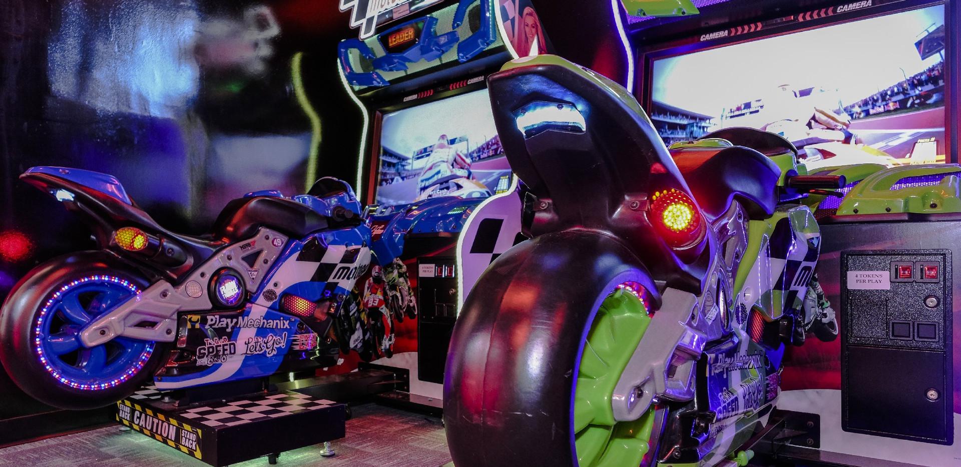 Bowling Center Arcade