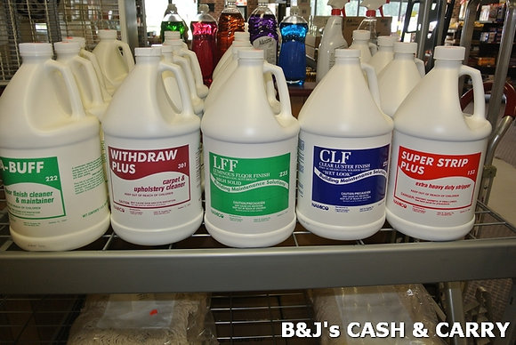 Building Maintance Solutions Cleaning Products