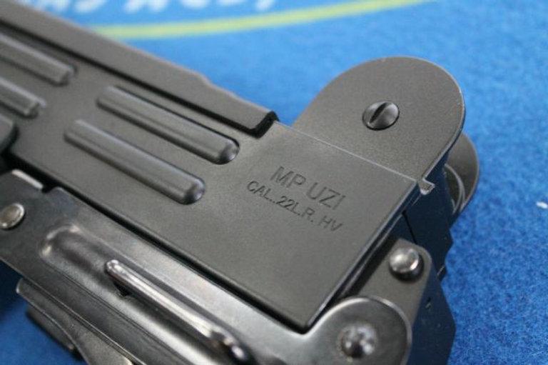 Carl Walther UZI 22 cal N1634   bigtime