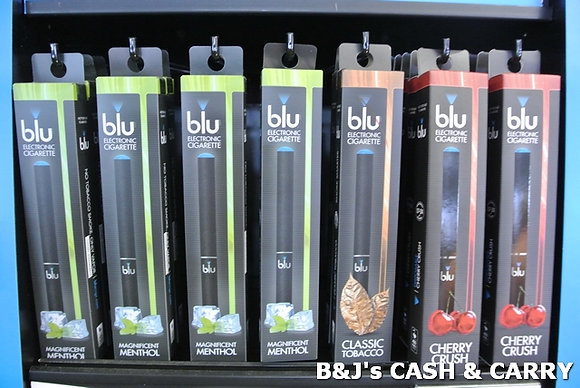 Blu Electronic Cigarettes and Supplies