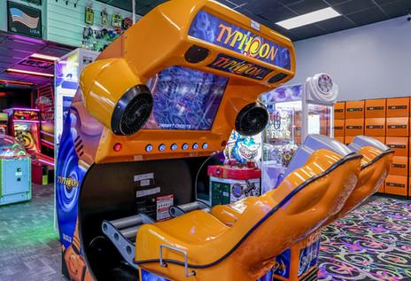 Roanoke Rapids Arcade