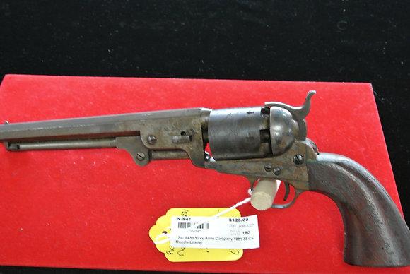 Navy Arms Co. 1851 .36 Caliber Muzzle Loader