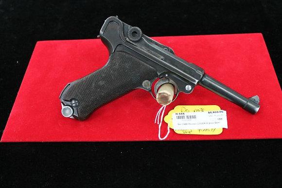 1934 Mauser K-Date 9mm ParabellumN555