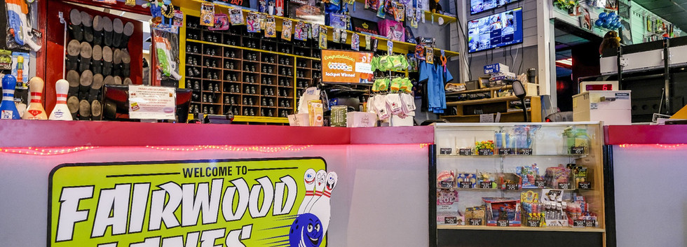 Fairwood Lanes Arcade