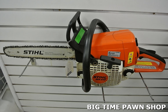 "Stihl MS210 16"" Chain Saw"