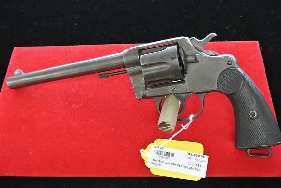 New Colt Service Revolver  .455 Eley