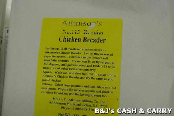 Atkinson's Chicken Breader