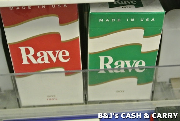 Rave Cigarettes