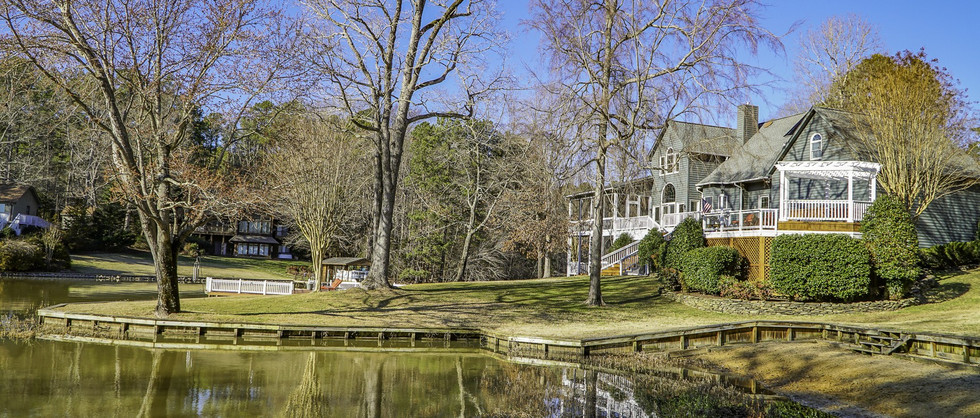 Lake Gaston Real Estate Photography