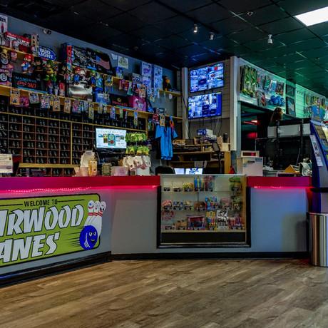 Fairwood Lanes Bowling Roanoke Rapids, NC