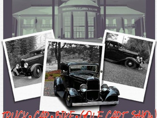 Cruisin For A Cure 2021 Show Info
