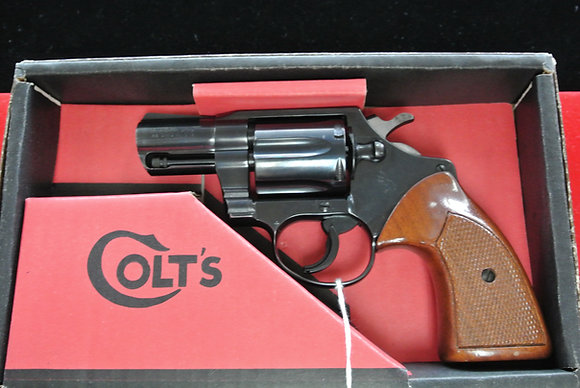 "Colt Detective .38 Special ""In the Box"""
