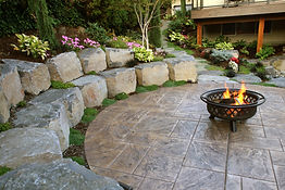 Old South Landscaping Hardscape Design and Installation