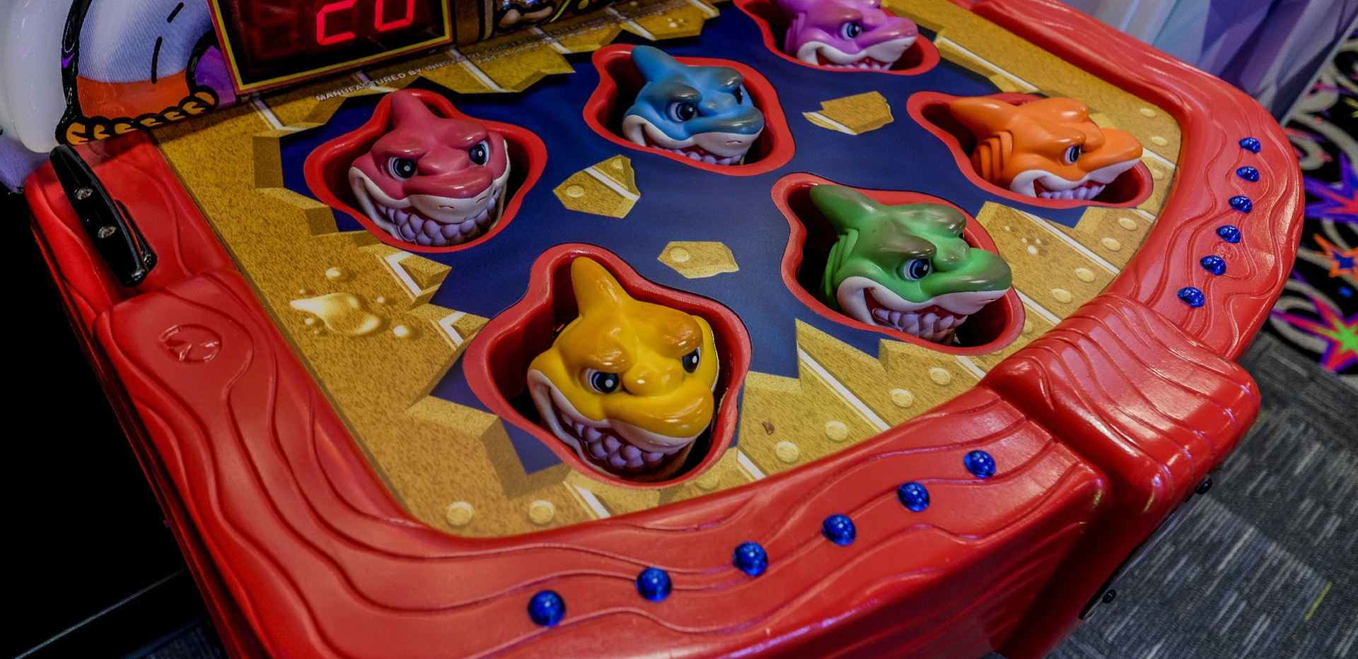 Roanoke Rapids Arcade & Gaming Center