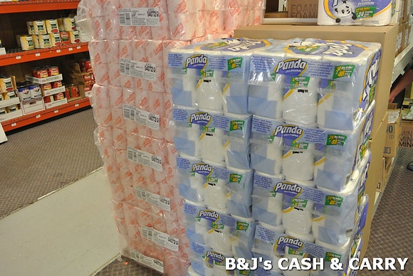 Bulk 2-Ply Bathroom Tissue