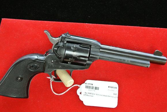 H. Schimdt West Germany Model 215 .22 Cal.