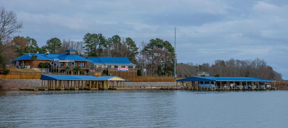 Ultimate Boat Lifts Community Boat Lift Installs