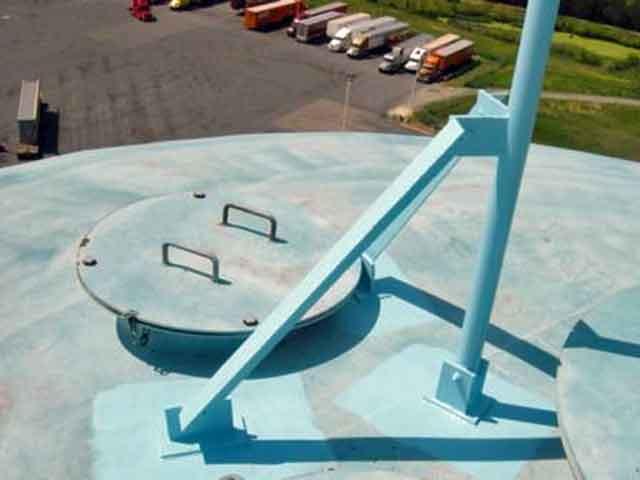 Tripod Antennas