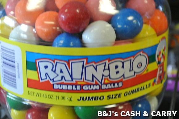 Rain-Blo Jumbo Gum Balls