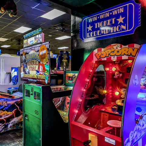 Fairwood Lanes Arcade Roanoke Rapids, NC