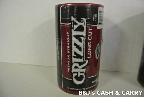 Grizzly Long Cut Dipping Tobacco