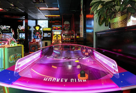 Fairwood Laned Arcade, Youth Games