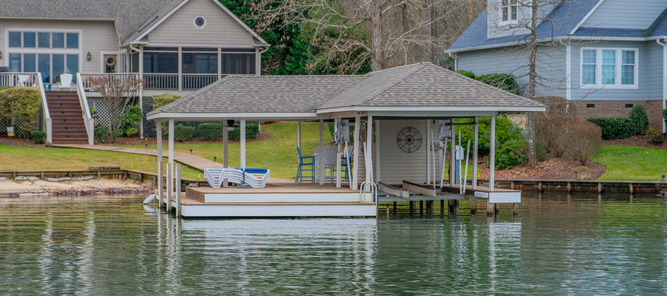 Ultimate Boat Lifts Hyco Lake