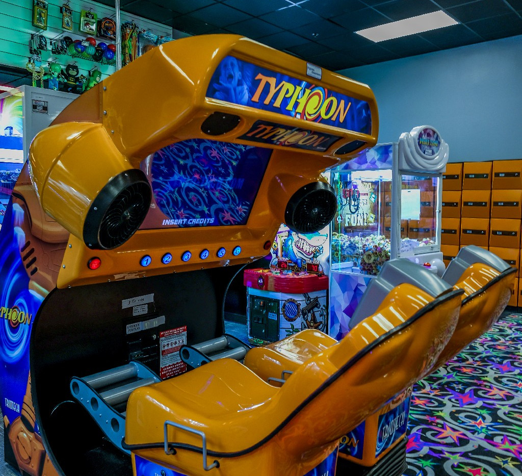 Youth Arcade in Roanoke Rapids, NC