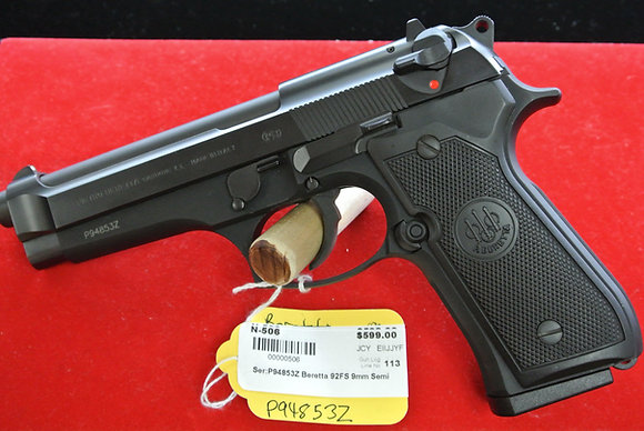 Berretta Model 92FS 9mm Semi Auto
