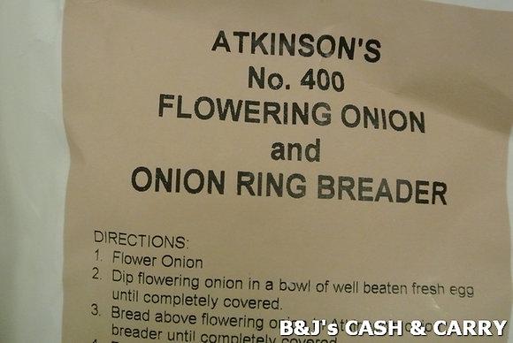 Atkinson's Flowering Onion & Ring Breader