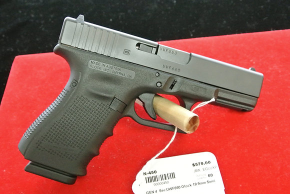 Glock Model 19 9mm Semi Auto
